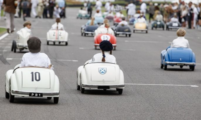 Goodwood Revival Race