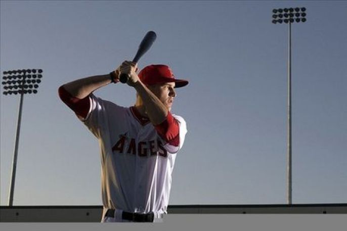 Magic Mike Trout