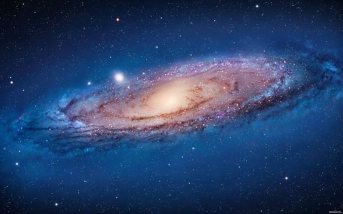 Gorgeous Andromeda Galaxy