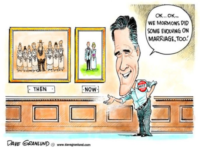Mitt Romney On Marriage