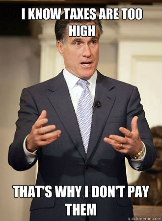 Romney on Taxes