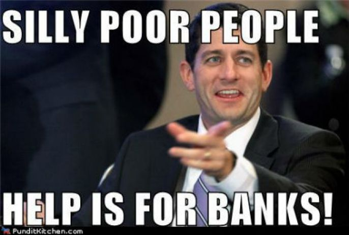 Paul Ryan On Helping People