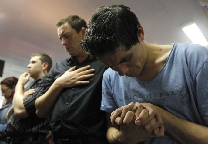 Gay Men Praying