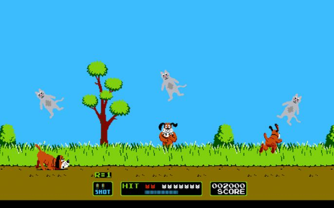 Cat Hunt, Duck Hunt