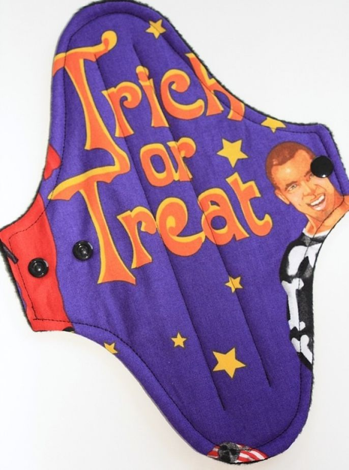 Trick Or Treat Pad