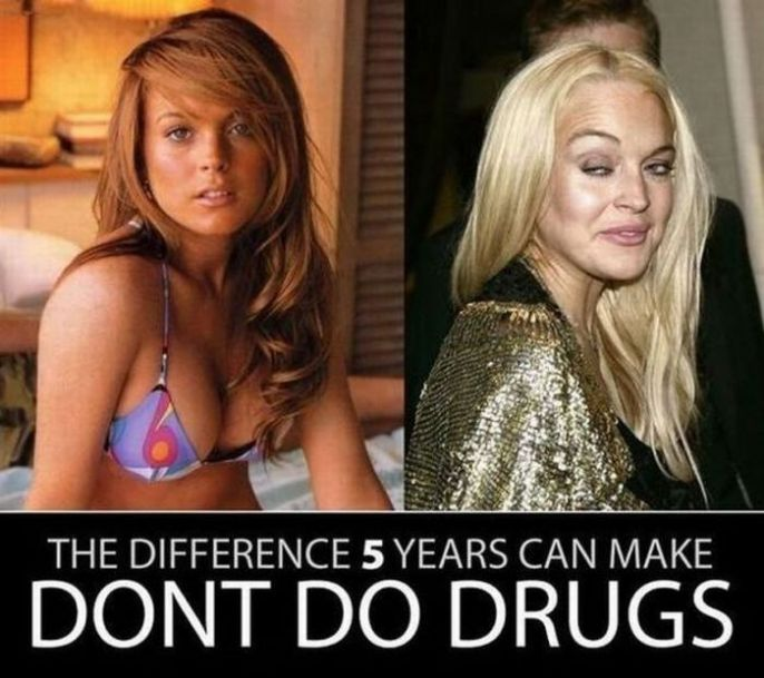 Lindsey Lohan Proves a point