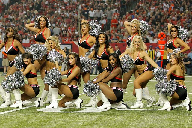Falcons girls