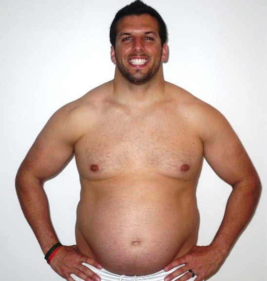 One Mans Journey From Fit To Fat And Back To Fit Again, Get Motivated  от pab за 19 sep 2012