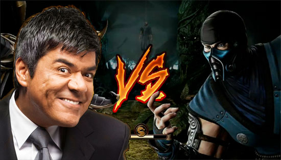 George Lopez Vs Sub Zero