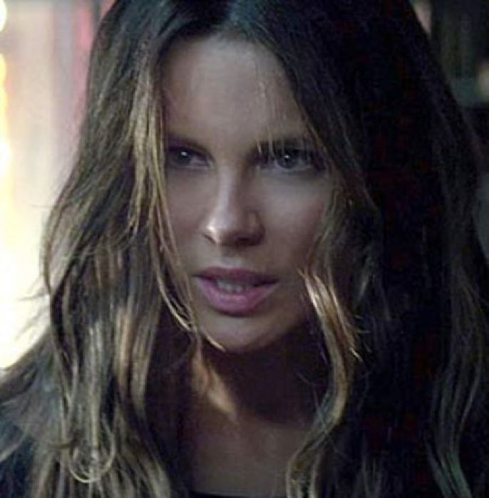 Kate Beckinsale Beautiful Close up