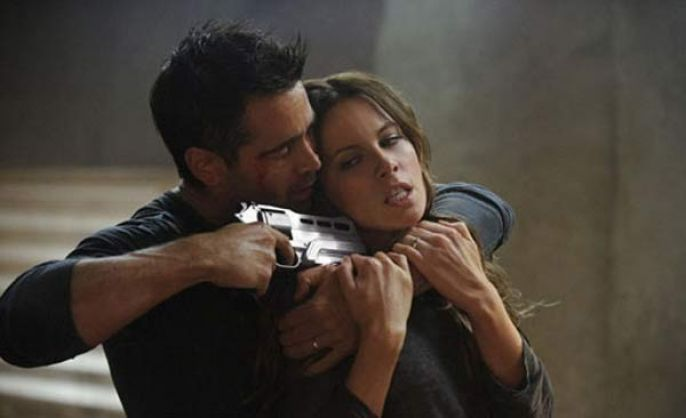 Kate Beckinsale and Colin Ferrell