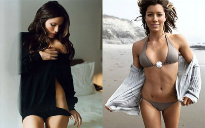 Kate Beckinsale vs. Jessica Biel  who is hotter?