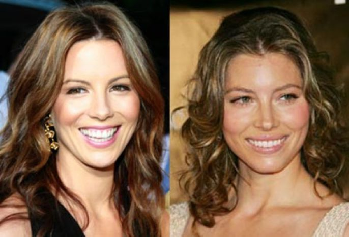 Kate Beckinsale and Jessica Biel looking beautiful