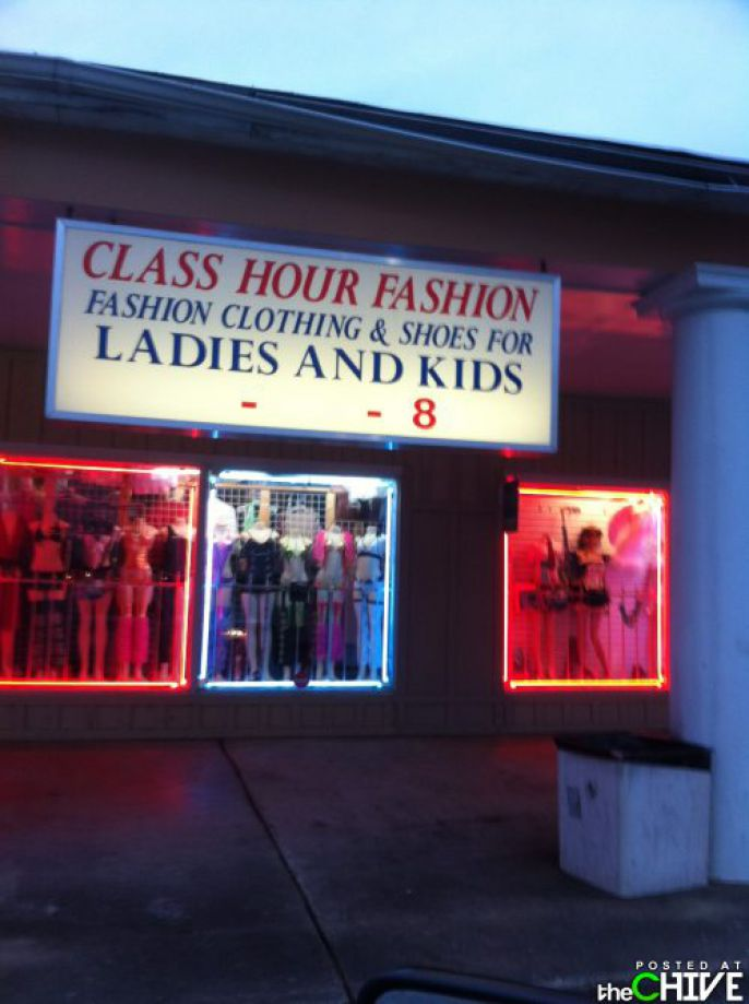 Class Hour Fashion