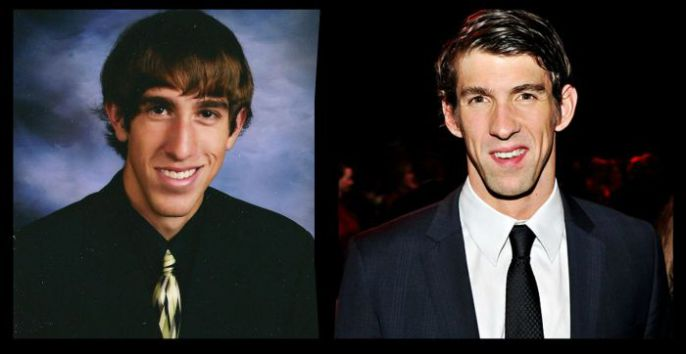 Micheal Phelps Hasn't Changed