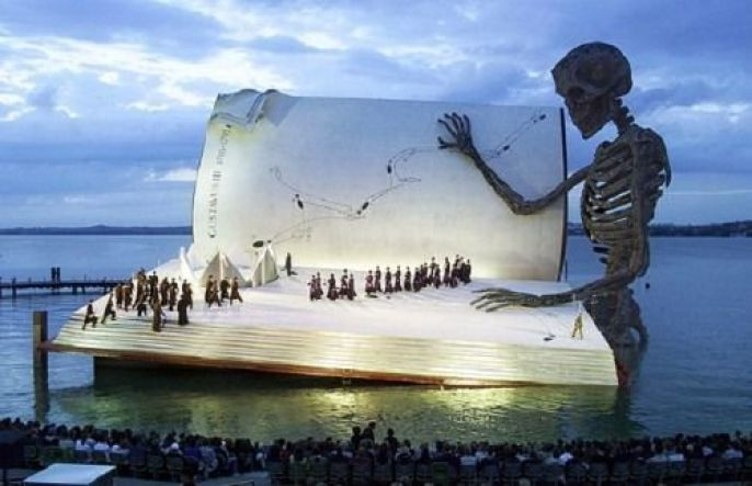 Skeleton and Book