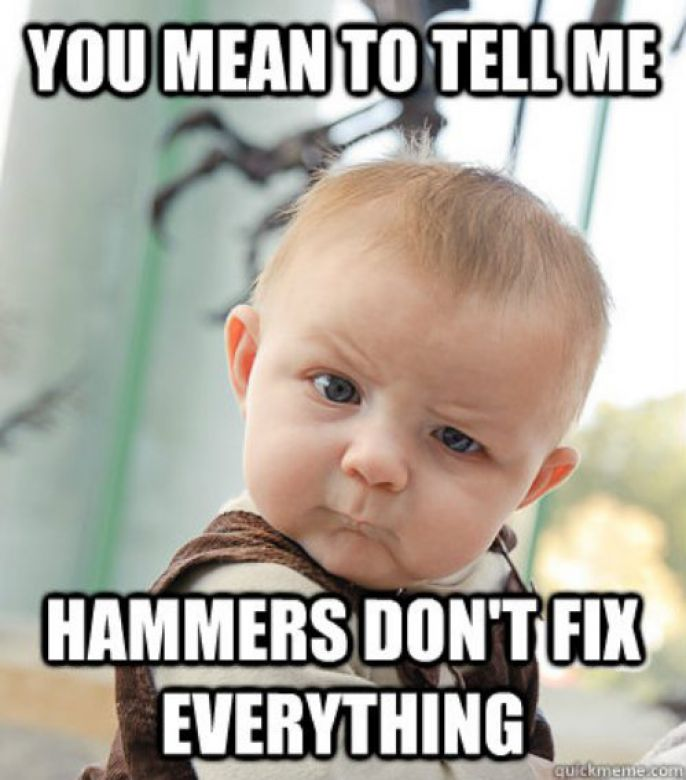 Hammers Solve All