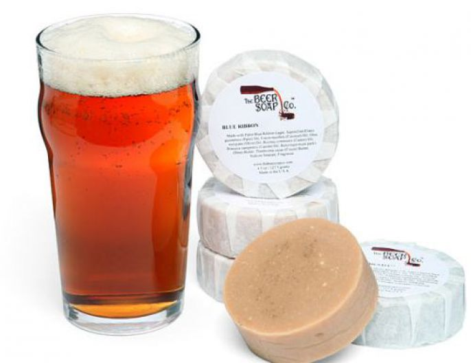 Odd Products Beer Soap