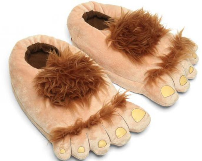 Odd Products Hobbit feet