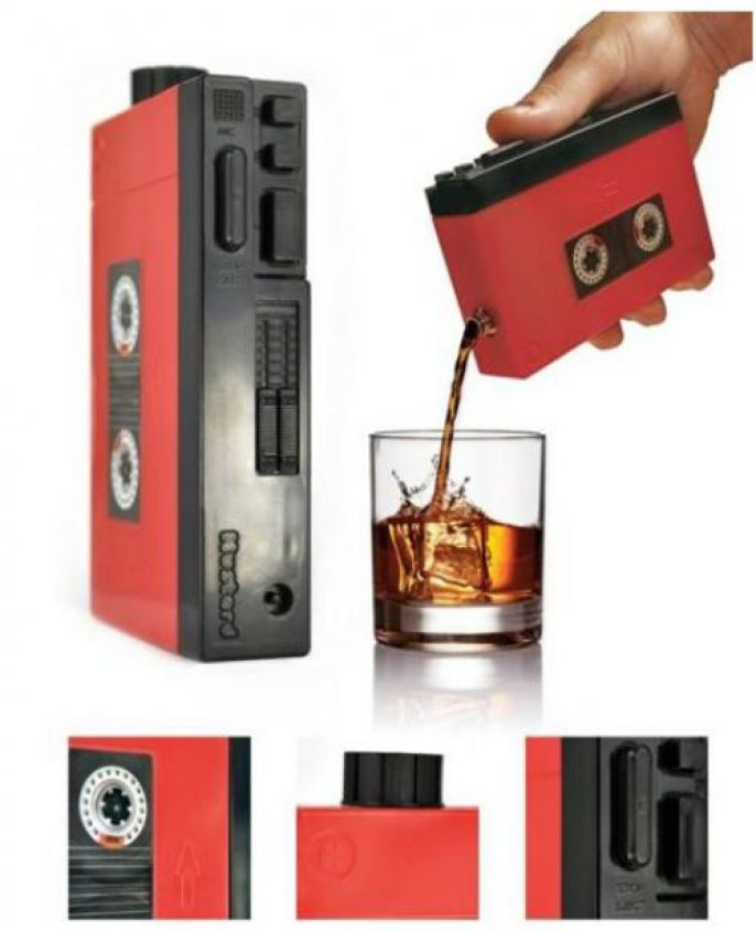 Odd Products DJ Flask