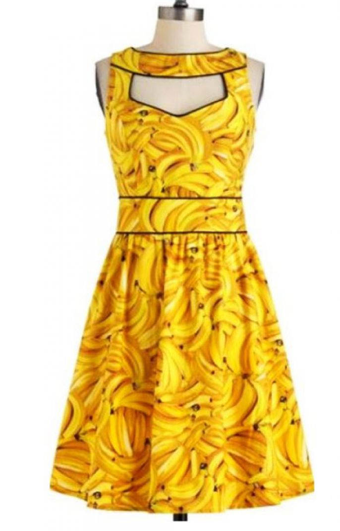 Odd Products Banana Dress