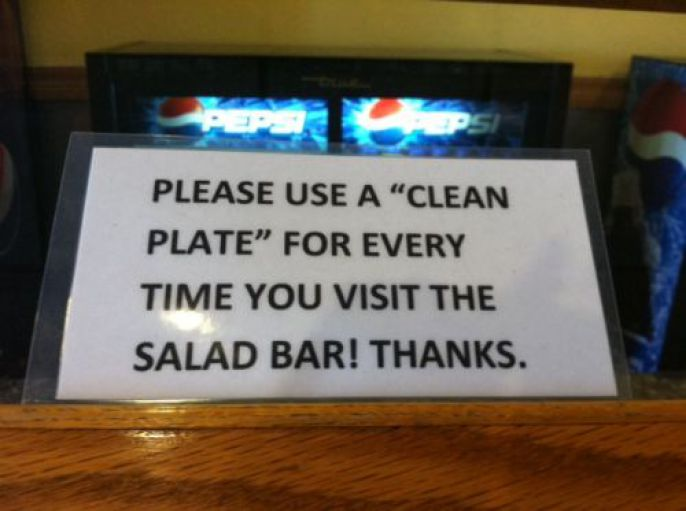 Dumb Quotations  Clean Plate