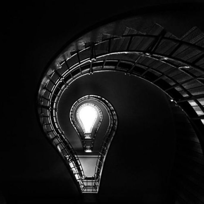Incredible Stairs Light-bulb
