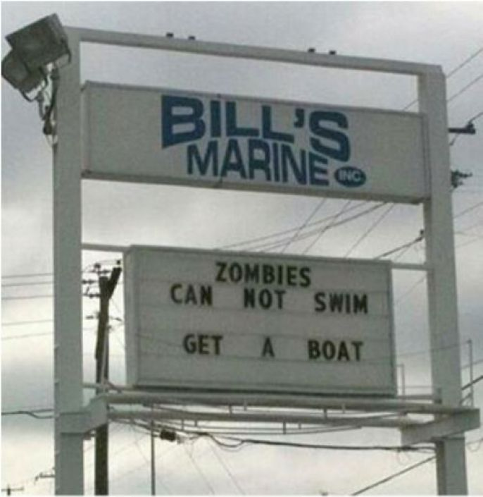 Zombie Boat Protection