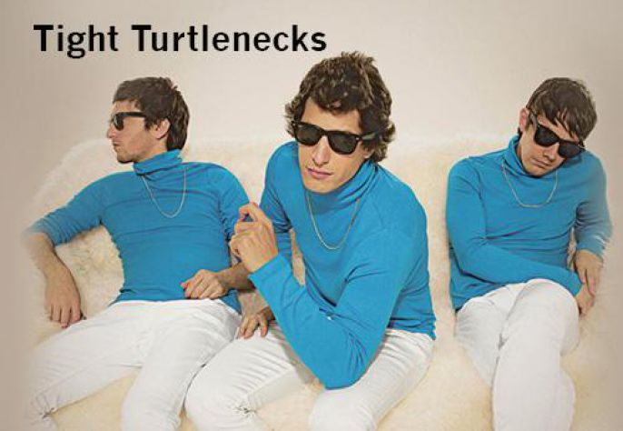 tight turtlenecks