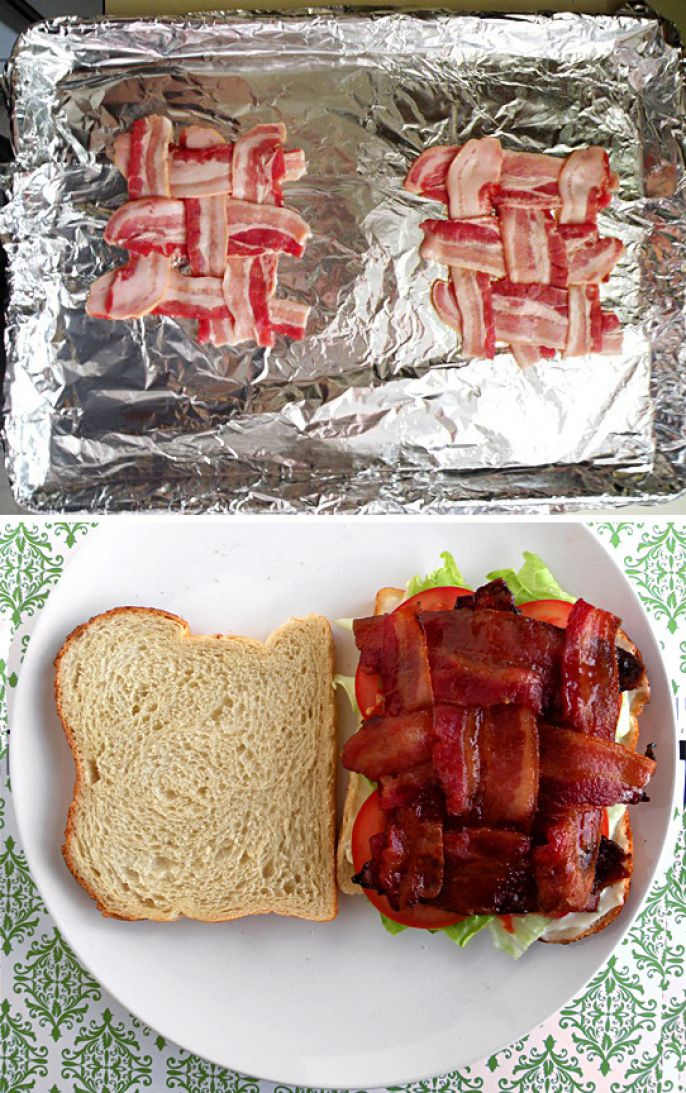 Bacon Sandwich Win