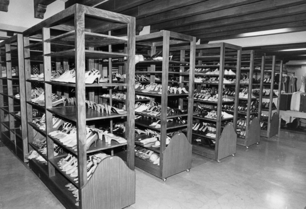 Shoe Collection of First Lady Imelda Marcos