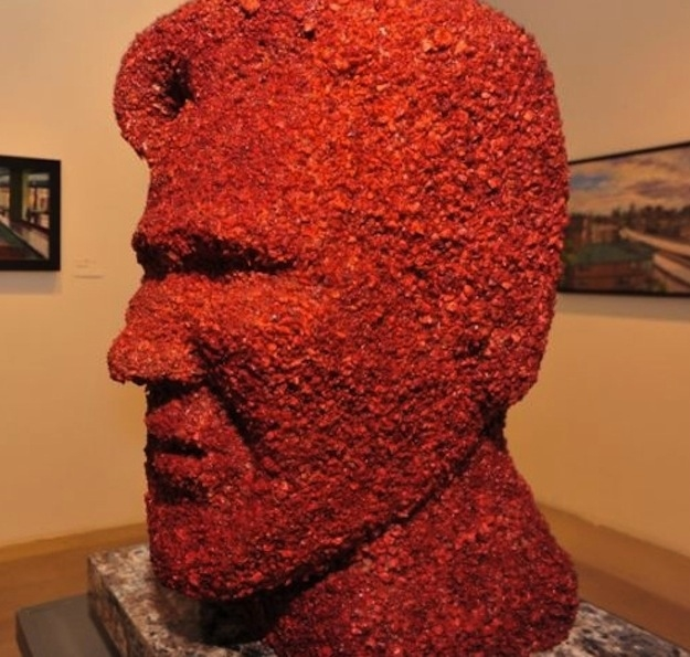 4. This Kevin Bacon Bust