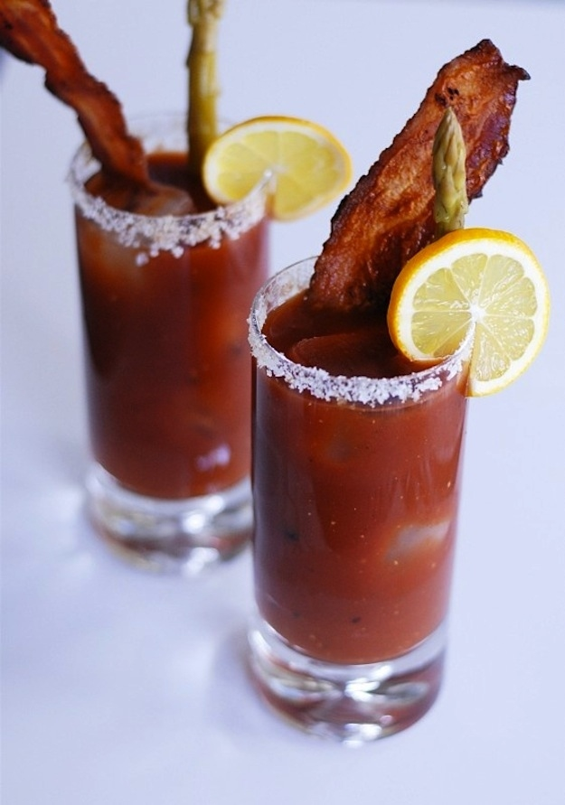 Bacon Cocktails