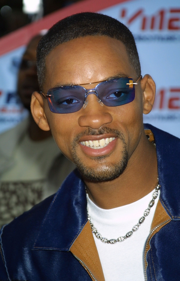Will Smith Can't Possibly Be Human. He Doesn't Age. 44 Years Old Today