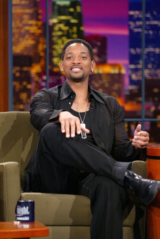 Late Night Will Smith