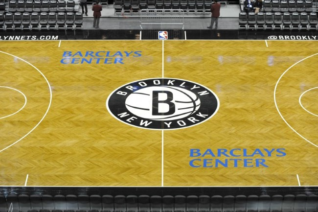 New Home Of The Brooklyn Nets