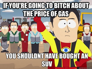 Price Of Gas