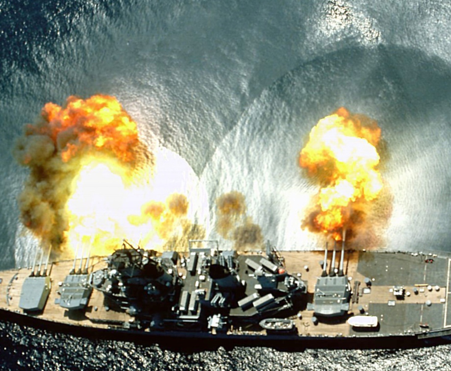 Incredible USS Iowa (BB 61)