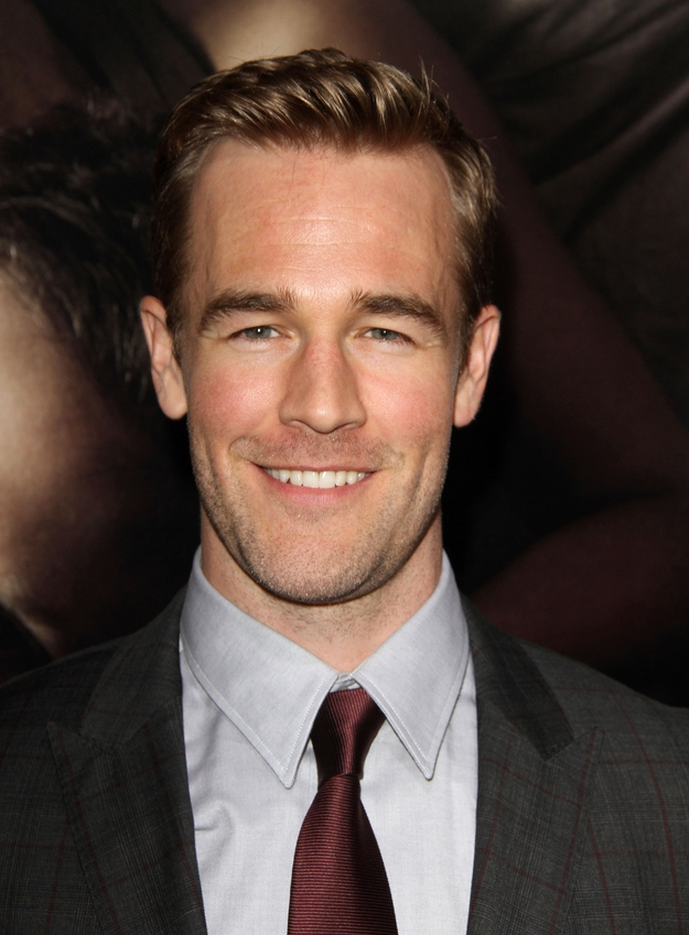 Sexy James Van Der Beek