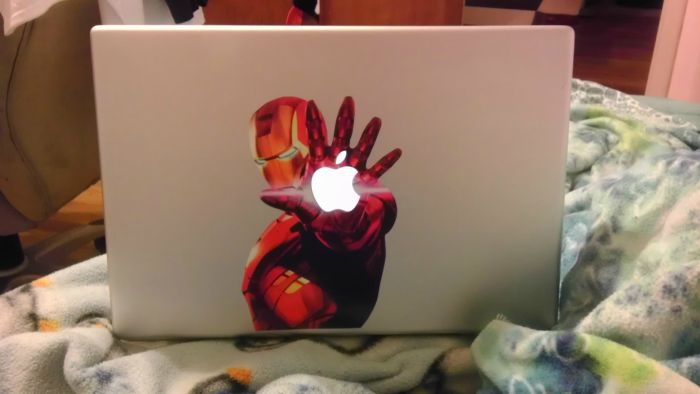 Iron man Apple