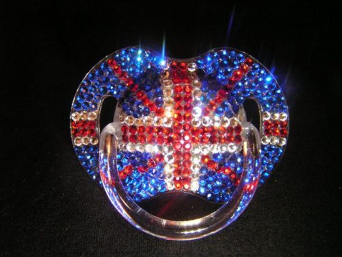 Bling Pacifier