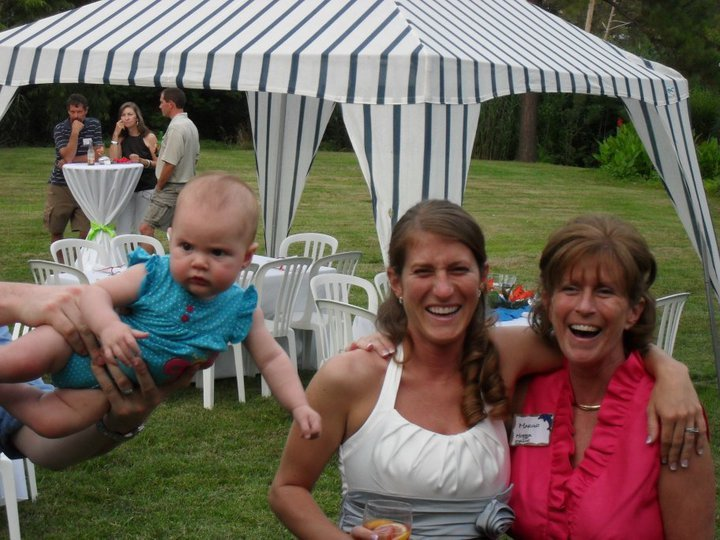Assisted Baby Photobomb