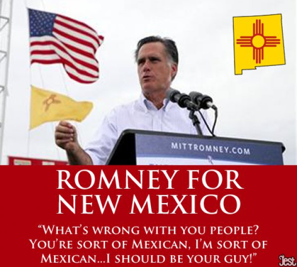 Romney For New Mexico