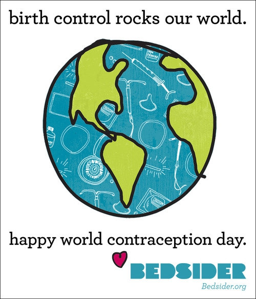 Birth Control Rocks The World