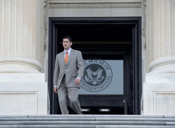 Paul Ryan's One Fashion Rule