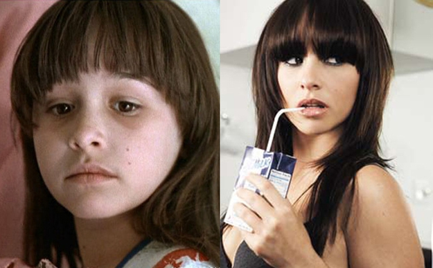 Time has been very kind to these 90's child stars