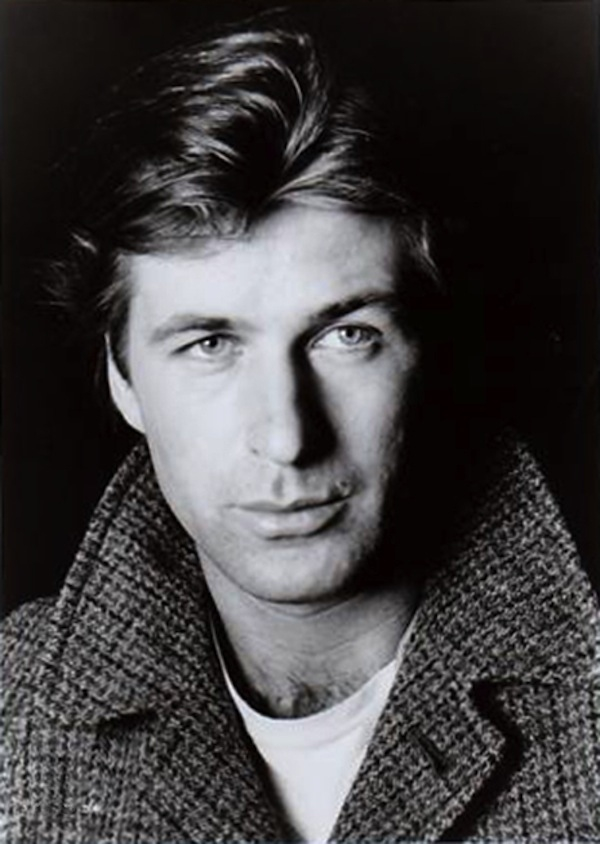 Alec Baldwin was once the babiest babe around. Here's the evidence.