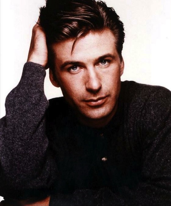 Alec Baldwin was once the babiest babe around. Here's the evidence. от Kaye за 27 sep 2012