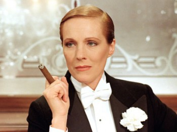 Julie Andrews in Victor/Victoria