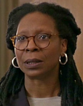 Whoopi Goldberg in The Associate